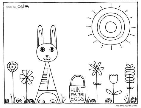 easter coloring pages for 2 year olds made by joel 187 free coloring sheets