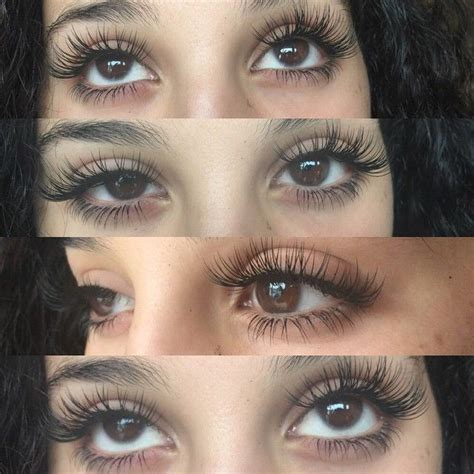 the best lashes 25 best ideas about eyelash extensions on