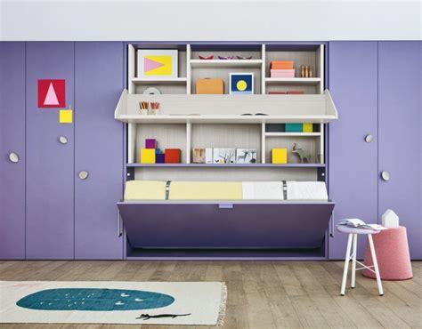 mobili con letti a scomparsa letto a con scrivania le migliori idee di