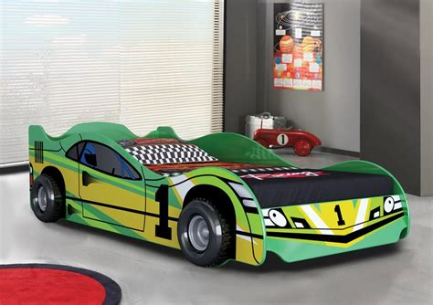 17 Awesome Car Inspired Bed Designs For Boys Rilane Car Bed For Boys