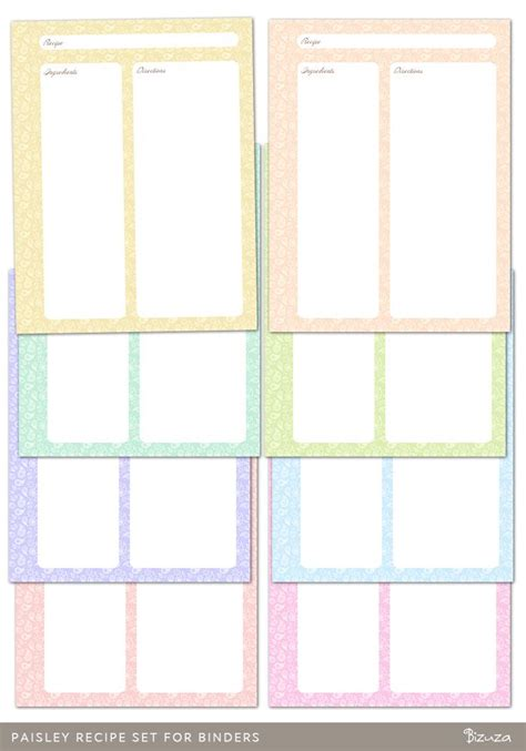 17 best ideas about binder templates on pinterest binder
