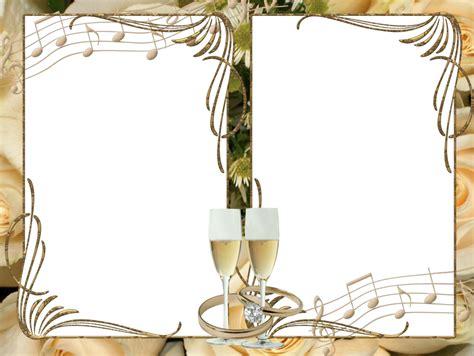imagenes en png para bodas marcos para fotos de boda en png