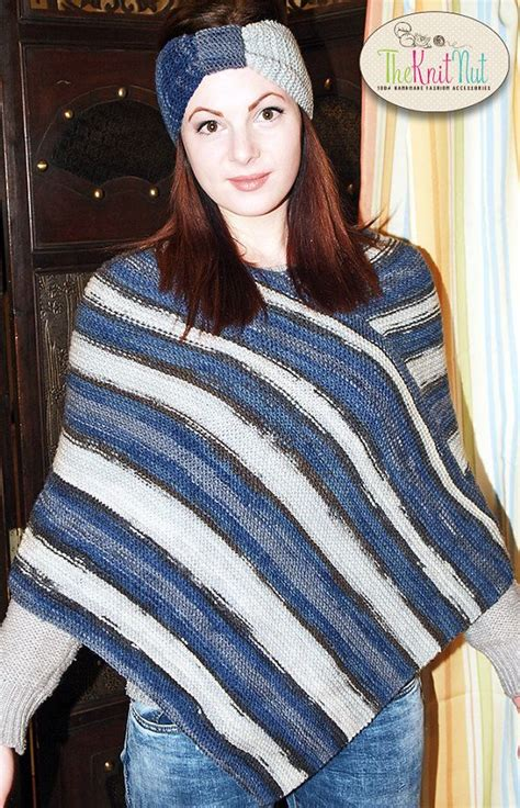 7 Beautiful Ponchos by 1000 Ideas About Knit Poncho On Crochet