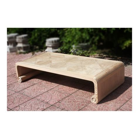 natural wood coffee table natural wood parquet top coffee table acf china