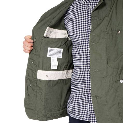 Jaket Sweater Engineer blk tex 174 paclite 174 primaloft 174 lined taffeta coat jackets cotton and engineers
