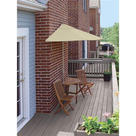 hton bay shakopee 3 wicker outdoor bistro set 700