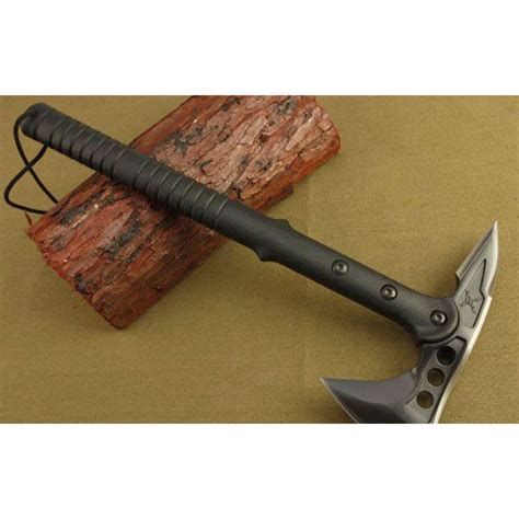 Kapak Dual Blade Tomahawk Stainless Steel kapak dual blade tomahawk stainless steel black jakartanotebook