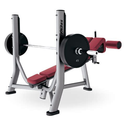 lifefitness bench life fitness signature series olympic decline bench
