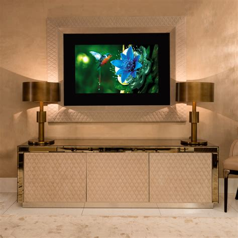 wall media unit luxury high end wall mounted tv and media unit set