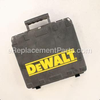 Dewalt Dw972 Parts List And Diagram Type 1