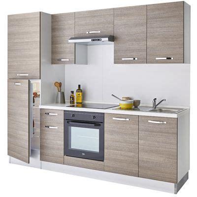 cuisine vitroc駻amique cuisine compl 232 te vitroc 233 ramique bois all in castorama