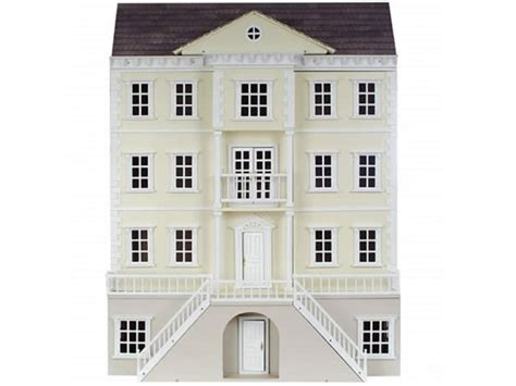 dolls house basement the mayfair dolls house with arch front basement painted l dh032p l dh518p