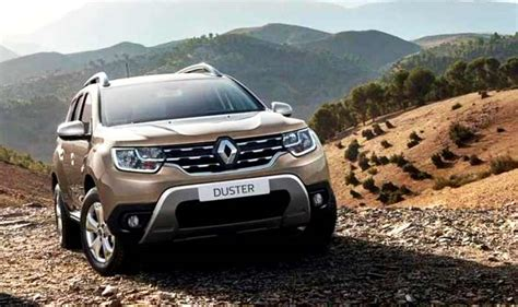 Model Home Interiors by New Renault Duster 2018 Officially Revealed India Launch