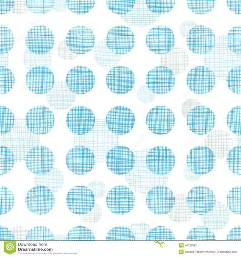 seamless dot pattern vector background stock vector abstract textile blue polka dots stripes seamless pattern