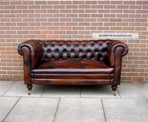 antique chesterfield sofas 17 best images about home decor ideas on