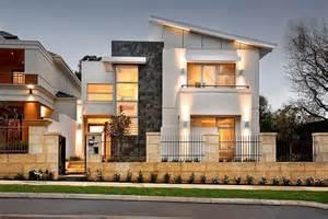 De Home Design Contemporary Home Illuminated With Light Redefines
