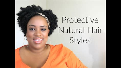 natural hair protective styles  winter protection youtube
