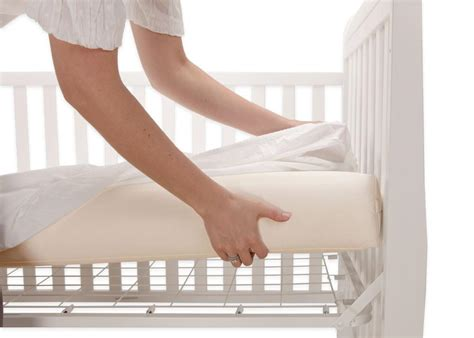 Crib Mattress Support Healthy Support Crib Mattress Lullabyearth
