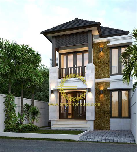 desain depan rumah lebar 8 meter jual desain rumah 2 lantai 3 kamar lebar 8 m type 90
