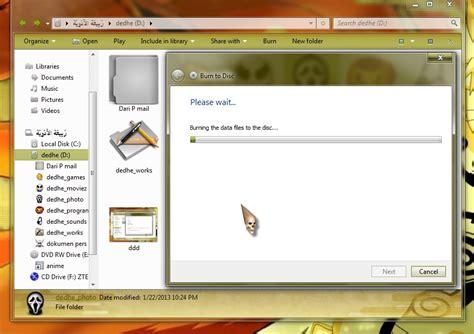 File Nero 7 Essentials Ori Asli Baru cara burning cd dvd tanpa software dan dengan menggunakan