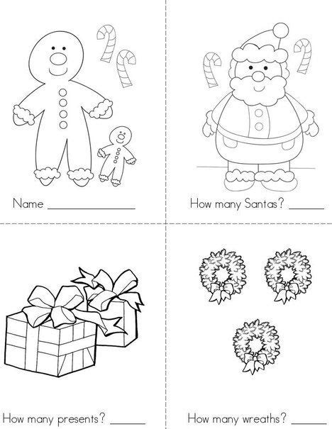 free printable gingerbread man mini book 47 best images about christmas on pinterest mini books