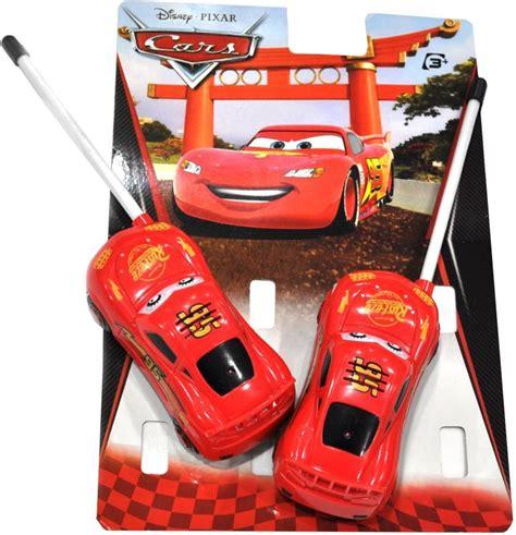 Walki Talkie Cars disney walkie talkie cars walkie talkie cars shop for disney products in india toys for 3