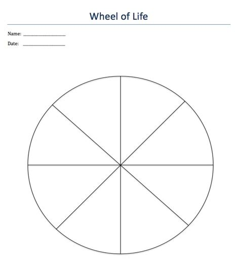 wheel of template blank templates collections