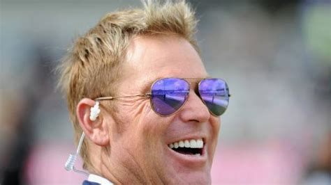 shane warne hair transplant hair transplants prevent tv careers from going thin