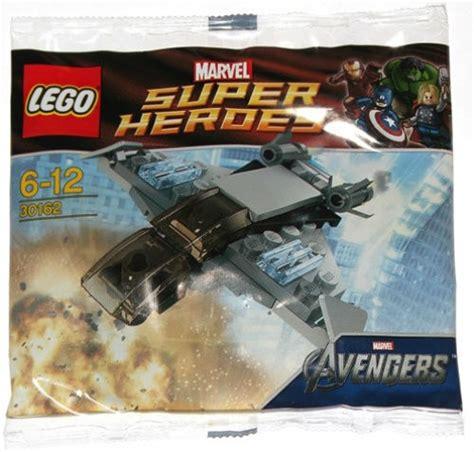 Lego Original Quinjet 30304 Polybag Marvel Superheroes new lego quinjet polybag set 30162 sealed stuffer