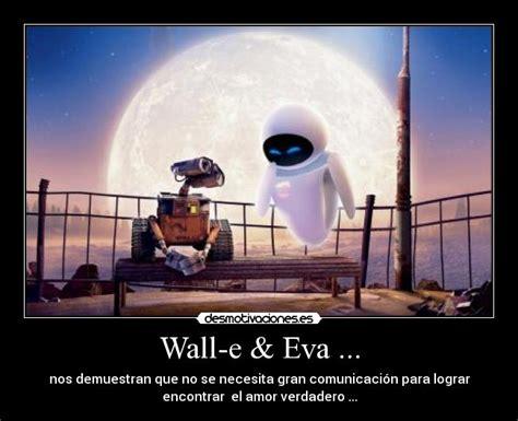 Imagenes De Amor Wall E | wall e eva desmotivaciones
