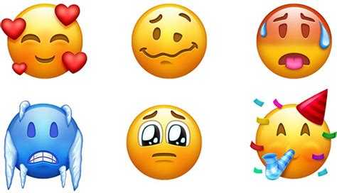 new iphone emojis here are 150 new emoji coming to iphones and ipads later this year macrumors