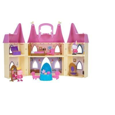 peppa pig swing playset peppa pig peppa s princess castle playset target