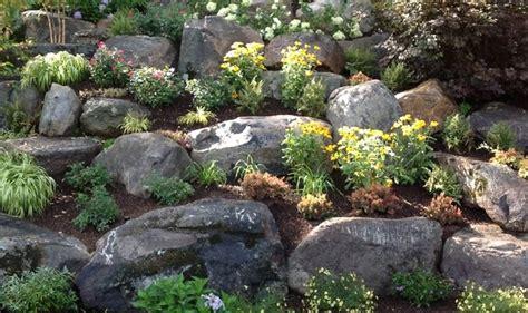 foto giardino roccioso il giardino roccioso stili di giardini caratteristiche