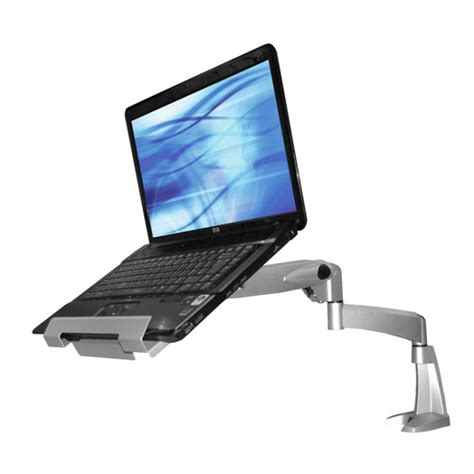 Visionpro 500 Laptop Desk Mount Arm Ergomounts Laptop Mounts For Desk