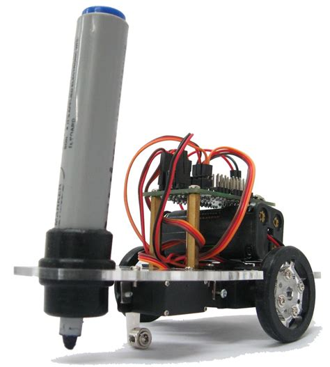 doodle bot drawing robot doodle bot kit from dagu robohub