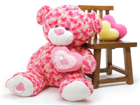 wallpaper pink teddy bear teddy bear wallpapers hd pictures one hd wallpaper