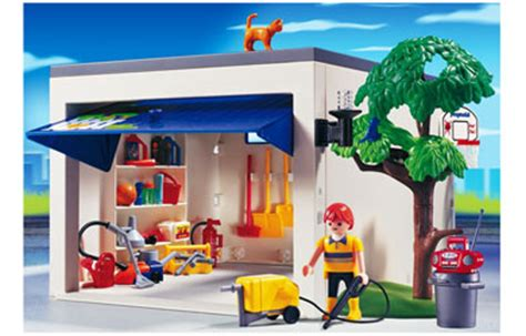 playmobil garage 4318 review compare prices buy