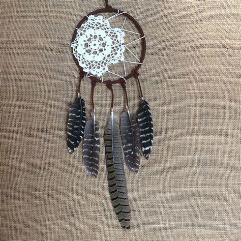 alfombras faisan doily dream catcher tejido crochet atrapasue 241 os