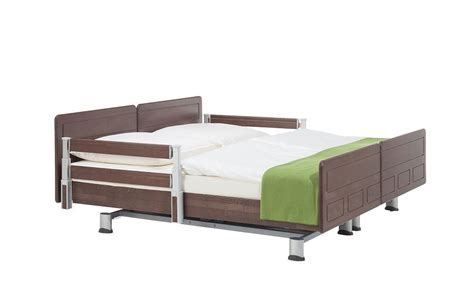 adjustable height profiling beds carebase
