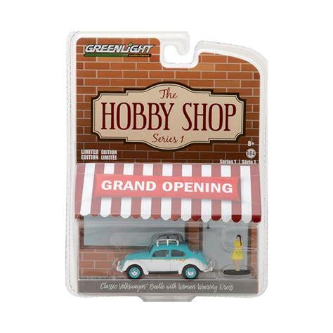 Greenlight Volkswagen Classic Beetle 1 Greenlight The Hobby Shop Series 1 Classic Volkswagen Beetle