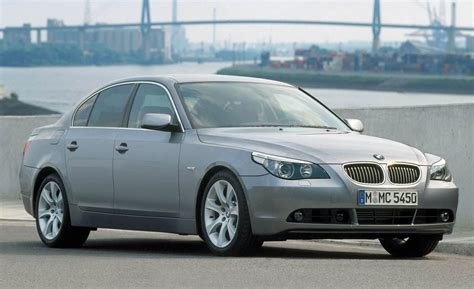 2009 bmw 5 series car and driver
