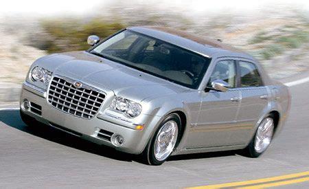 2005 chrysler 300c hemi | road test | reviews | car and driver