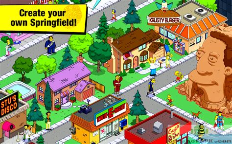 simpsons tapped out apk the simpsons tapped out mod apk free