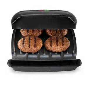 Nuwave Precision Cooktop George Foreman 60 Sq In 4 Serving Classic Plate Grill