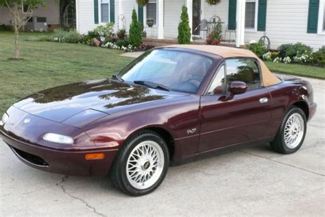 where to buy car manuals 1995 mazda miata mx 5 head up display 1995 mazda miata m edition for sale on bat auctions closed on august 2 2016 lot 1 811