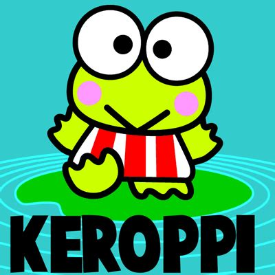 doodle keropi hello characters archives how to draw step by step