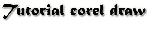 tutorial corel draw pemula cara membuat texture di coreldraw tutorial corel draw