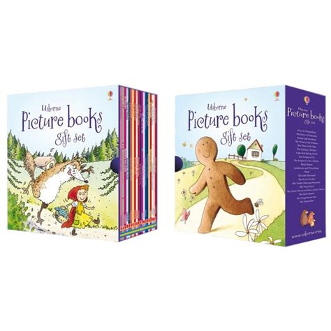 usborne picture books gift set usborne picture book gift set 20 books babyonline