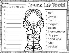 Science Tools Worksheet Kindergarten by Science Tools Worksheet Science Tools Worksheets For