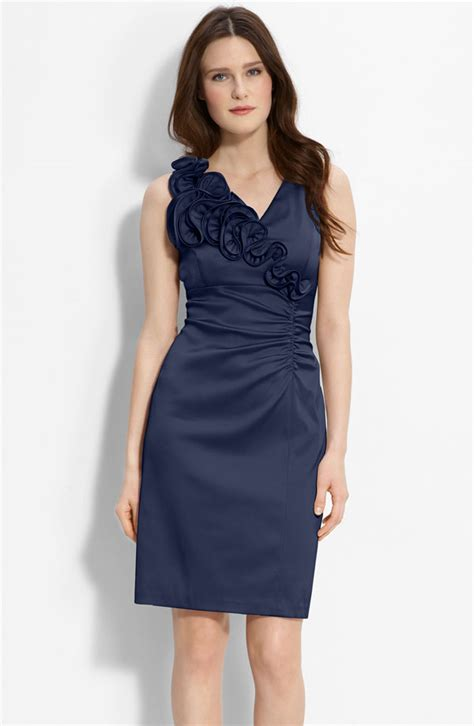 Dress Blue Navy getting noticed with special occasion dresses navy blue